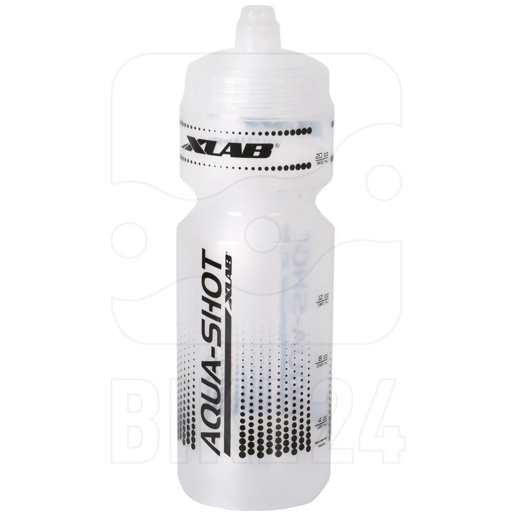 XLAB Aqua Shot Trinkflasche - black