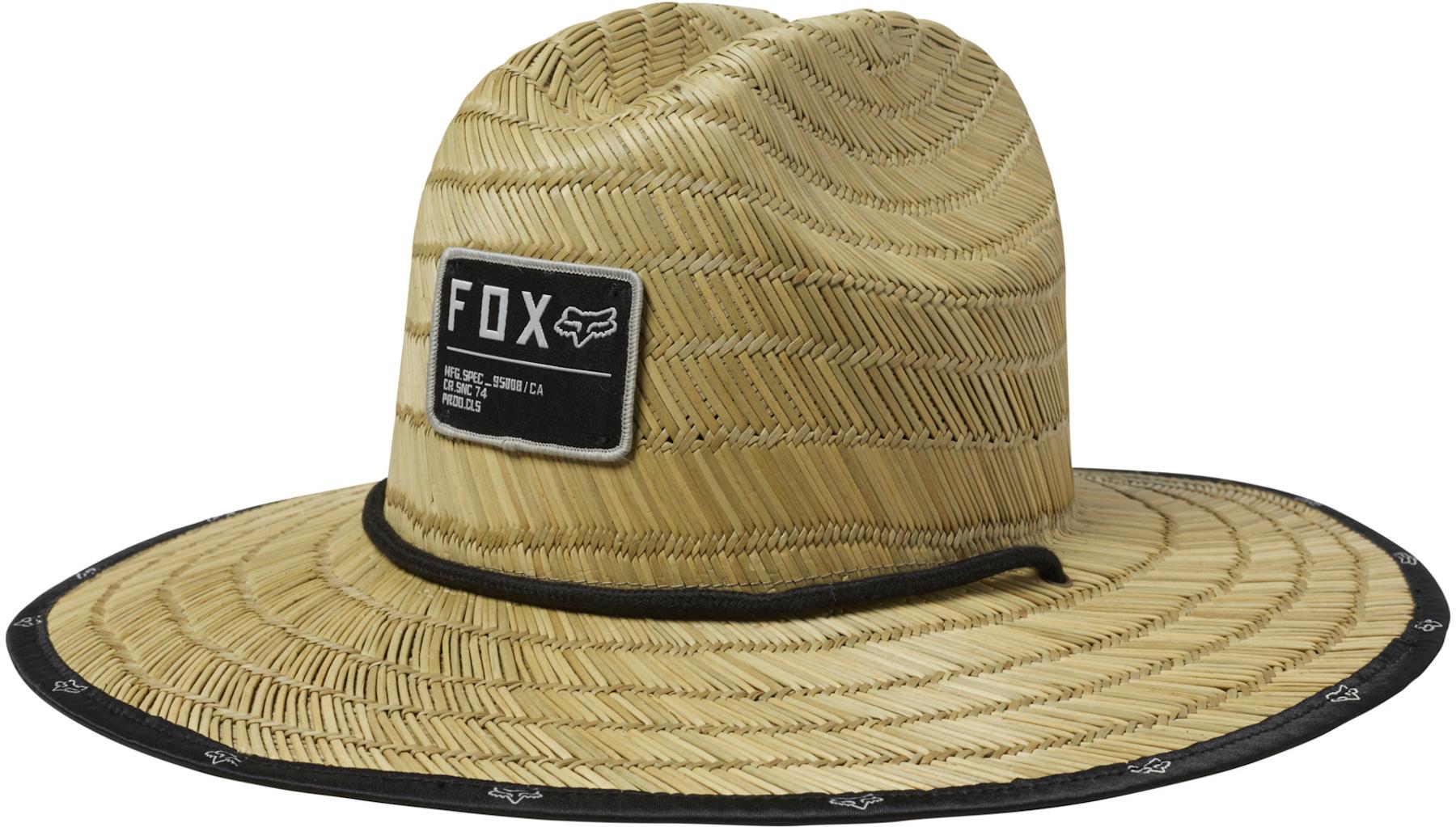 FOX Non Stop Straw Hat - khaki