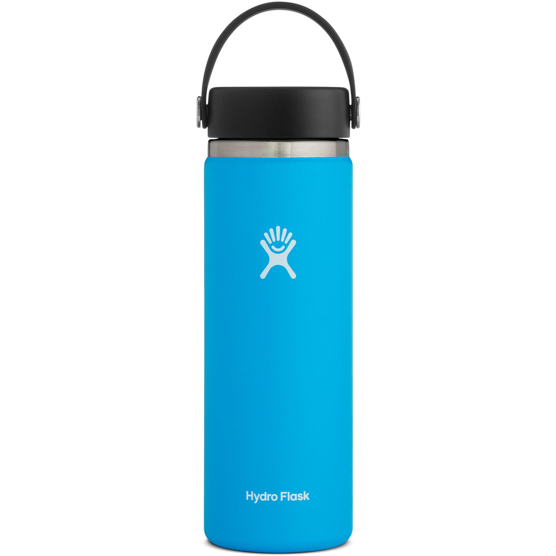 Produktbild von Hydro Flask 20oz Wide Mouth Flex Cap Thermoflasche 591ml - Pacific