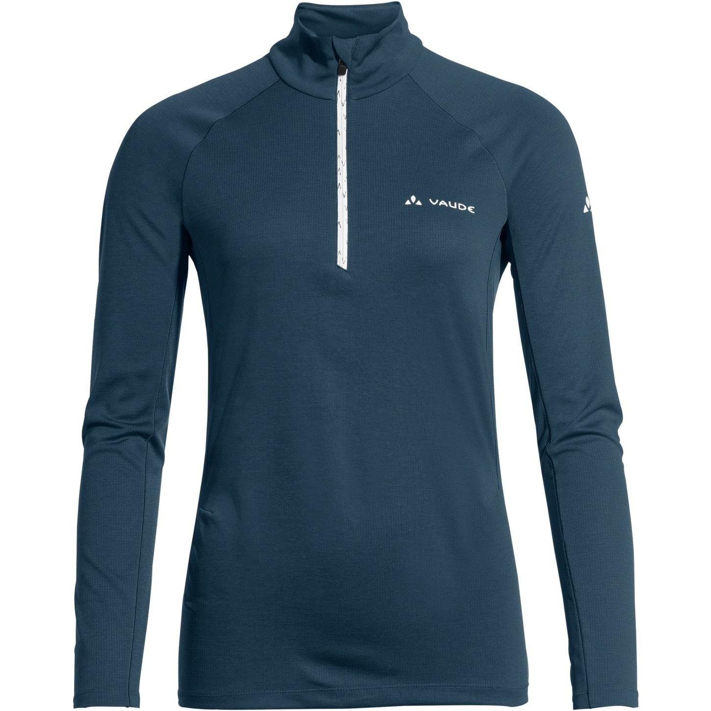 Vaude Larice Light Shirt II Damenpullover - dark sea