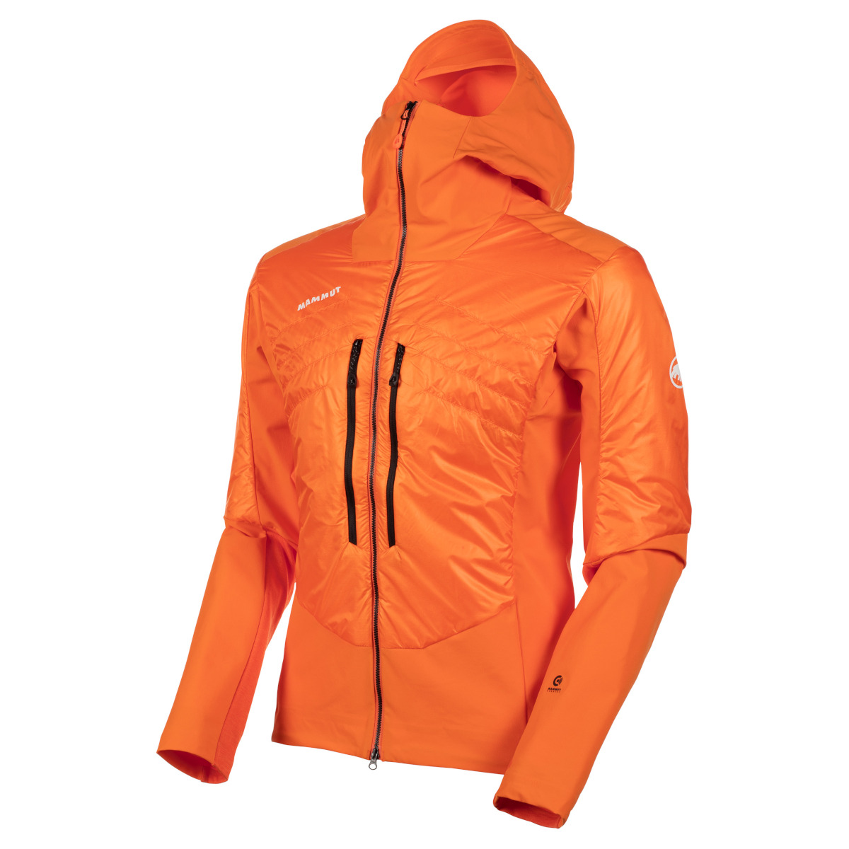 Mammut Eisfeld Softshell Hybrid Hooded Jacket Men - arumita