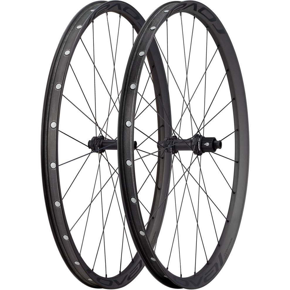 Specialized Control SL 29 CL MS Wheelset - Centerlock - FW: 15x110 mm | RW: 12x148 mm - Satin Carbon/Satin Black