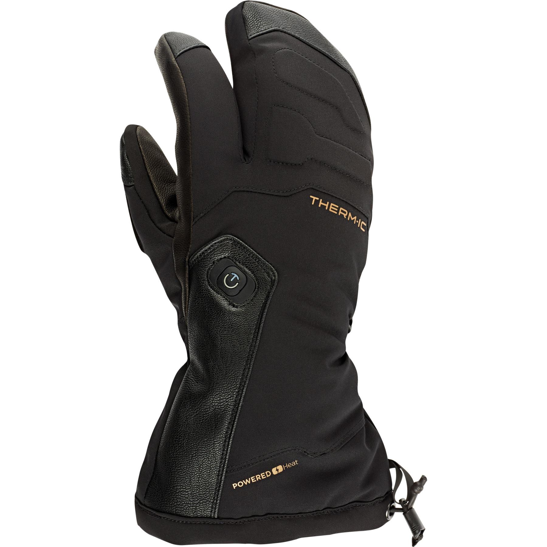 therm-ic Power Gloves 3+1 Beheizbare Handschuhe - Schwarz