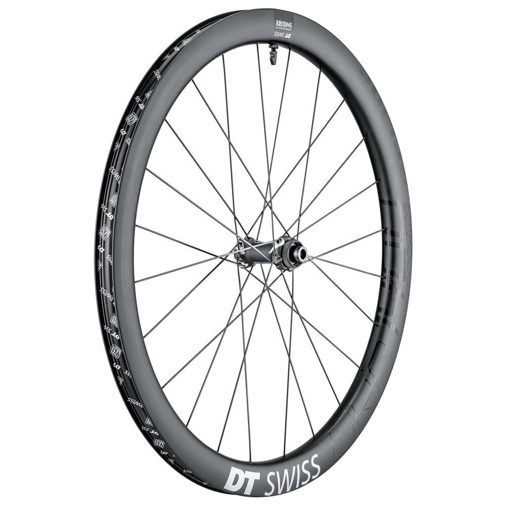 "DT Swiss GRC 1400 Spline Carbon 42 - 27.5"" Front Wheel - Clincher - Centerlock / 6-Bolt - 12/15x100mm/QR"