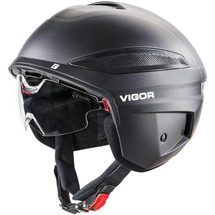 CRATONI Vigor Helmet - black-black matt