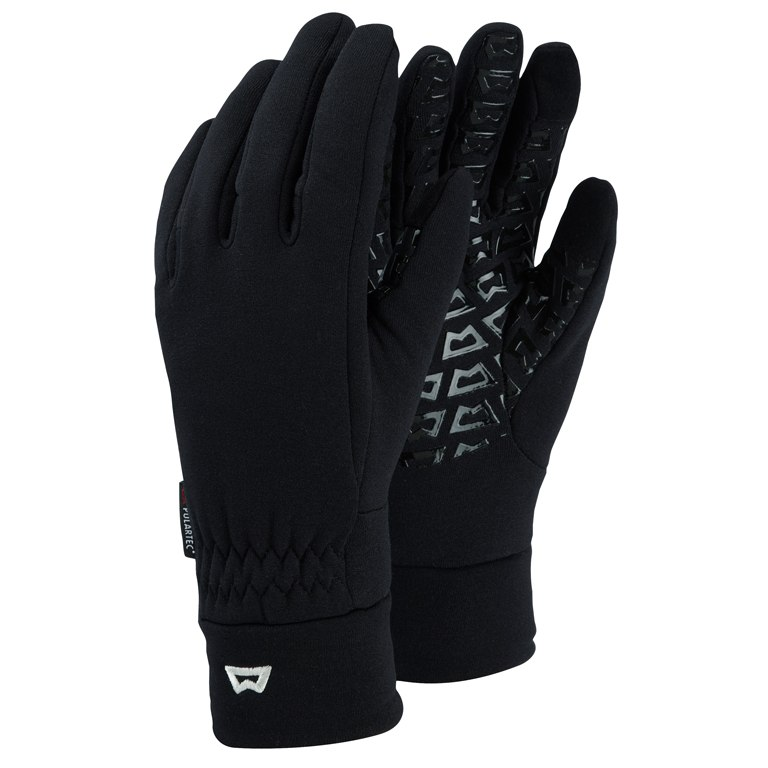 Picture of Mountain Equipment Touch Screen Grip Gloves ME-000927 - Black