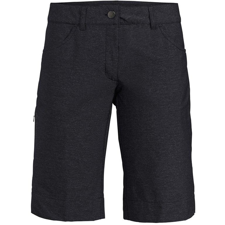 Vaude Turifo Damen Shorts - schwarz