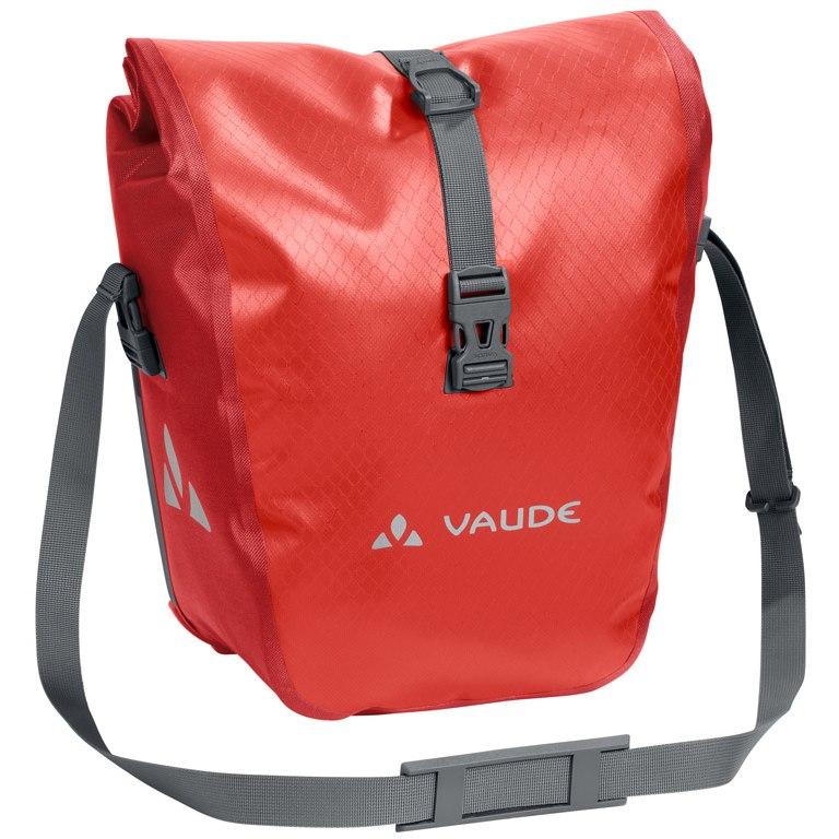 Vaude Aqua Front Fahrradtasche (Paar) - lava