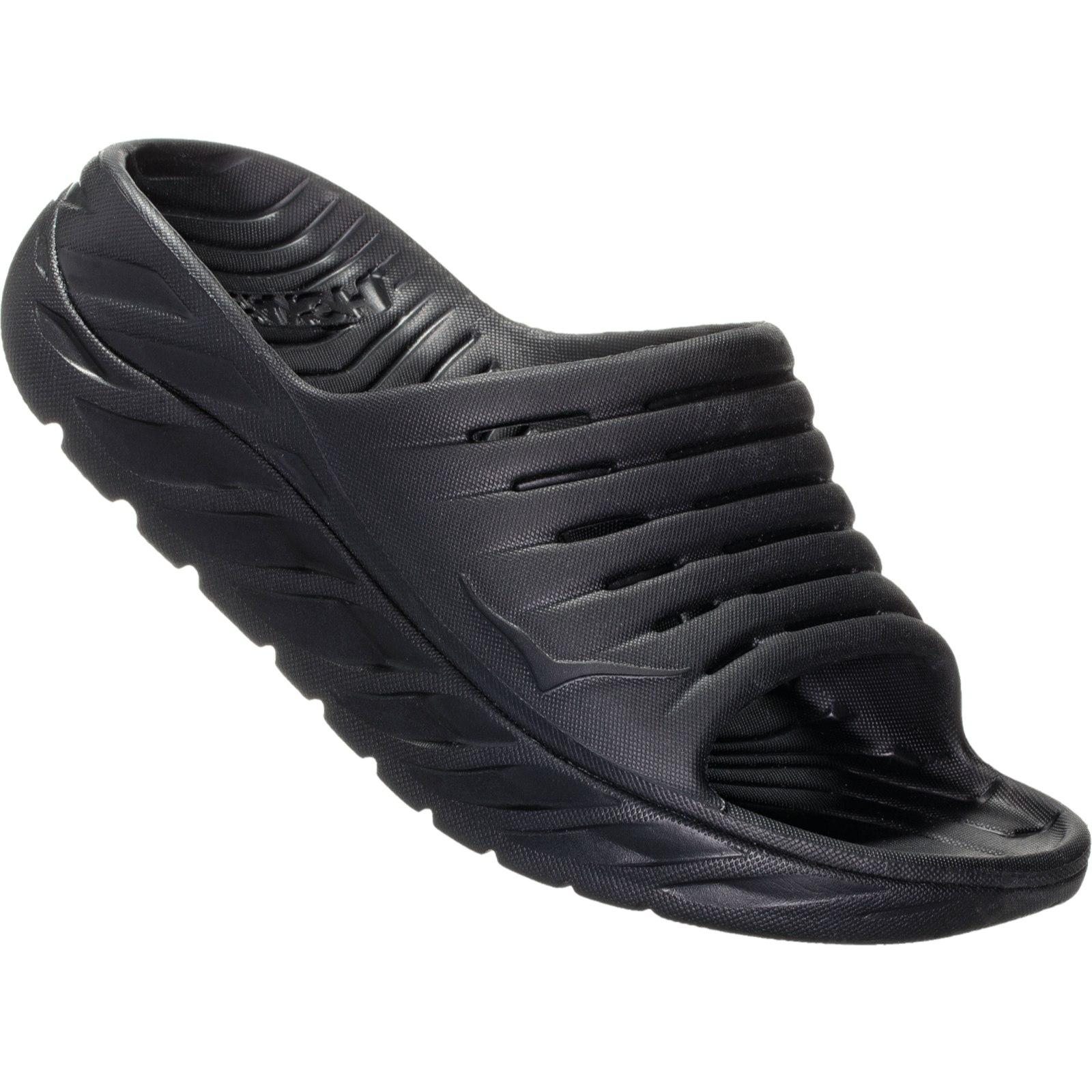 Hoka One One Ora Recovery Slide 2 Women's Sandals - black / black
