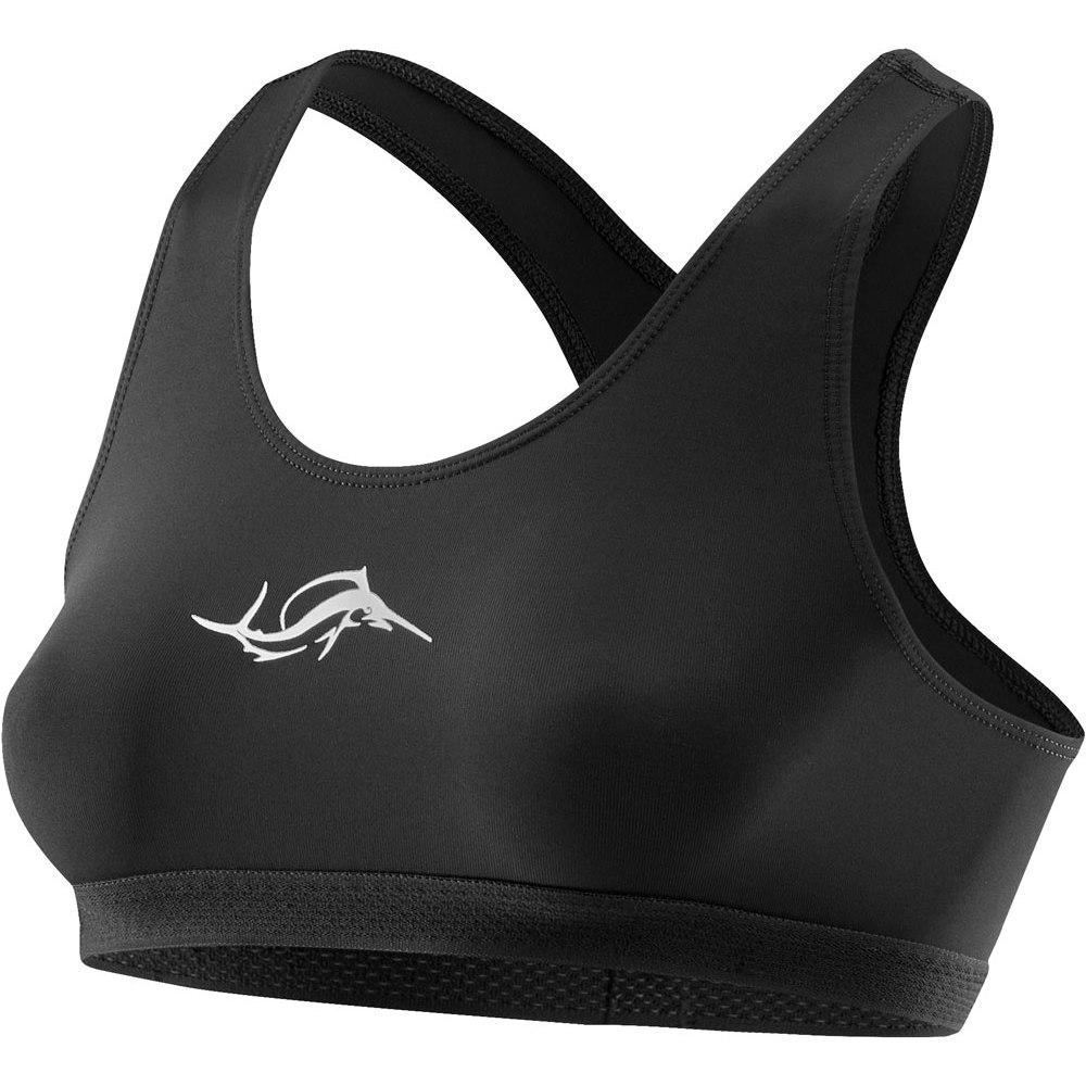 Produktbild von sailfish Damen Tribra Comp Triathlon-BH 2021 - schwarz