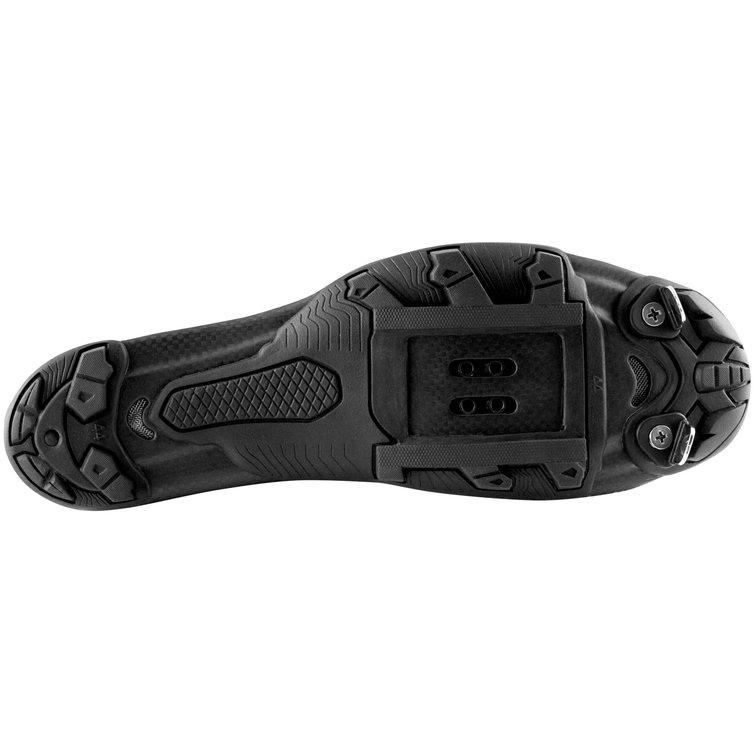 Bild von Lake MX238-X Wide XC MTB Schuh - black/black