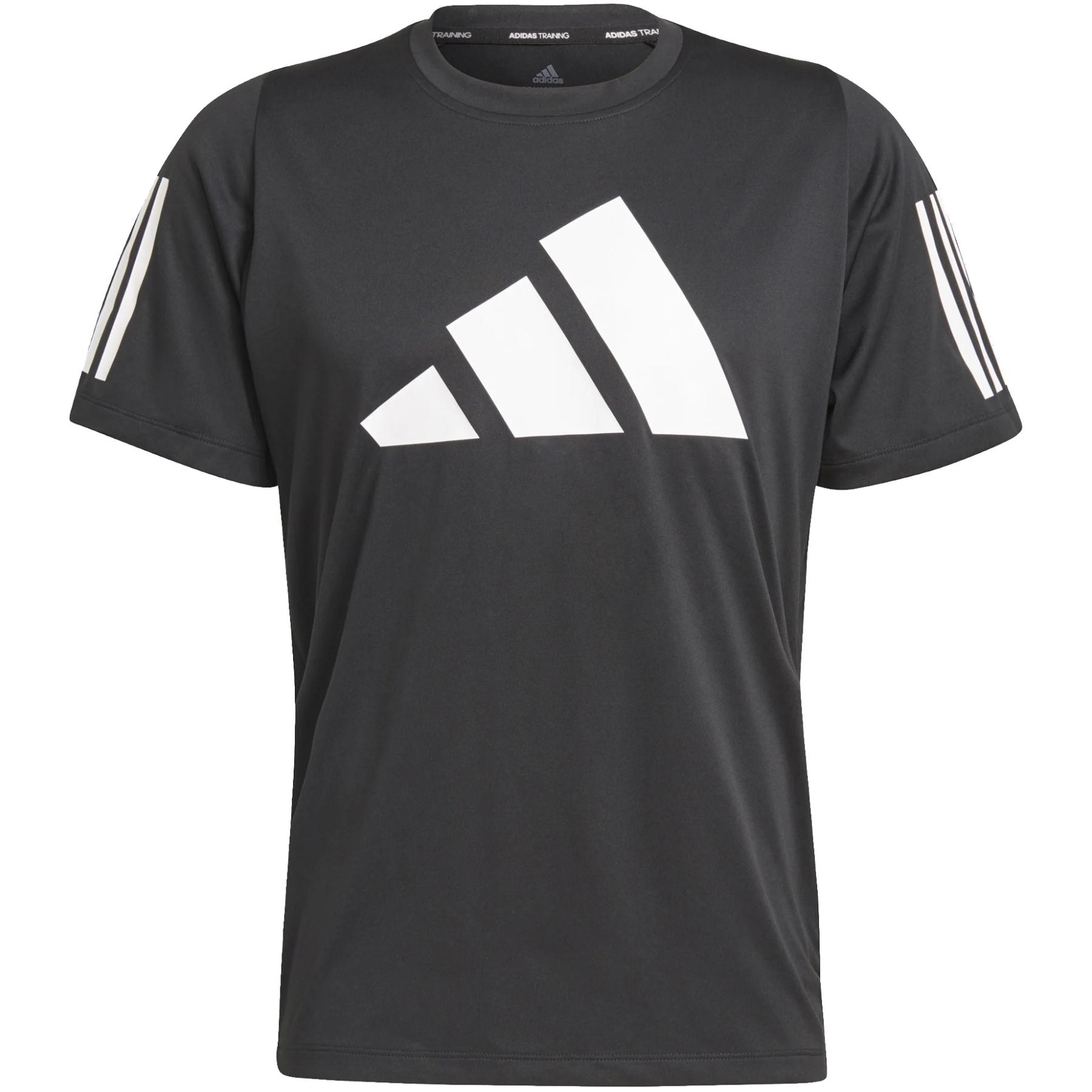adidas Men's FreeLift Tee Shirt - black GL8920