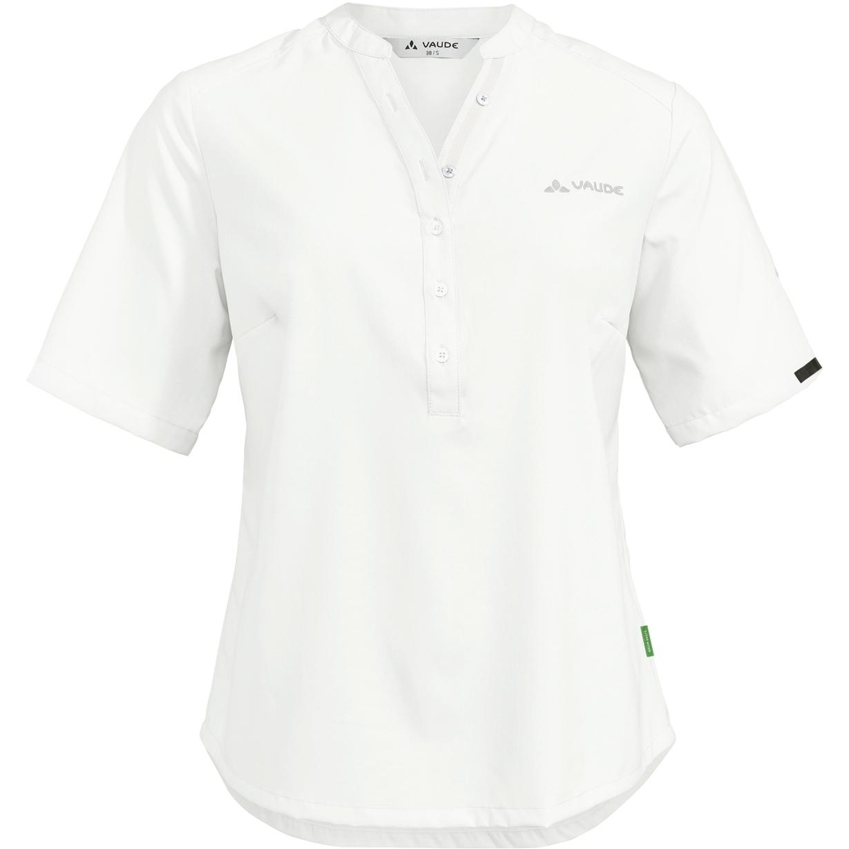 Vaude Turifo Shirt Damen Bluse II - white