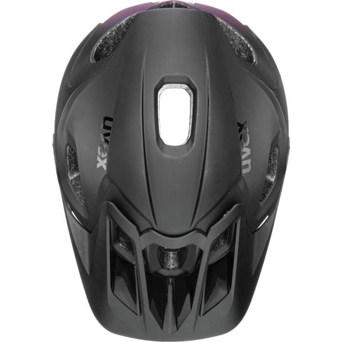 Image of Uvex quatro integrale Tocsen Helmet - mystic - fuchsia mat