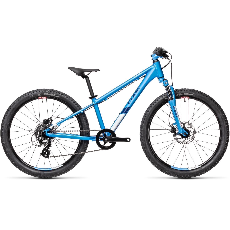 CUBE ACID 240 Disc - 24 Pulgadas Bicicleta de Montaña para Niño - 2022 - iceblue/blue A00