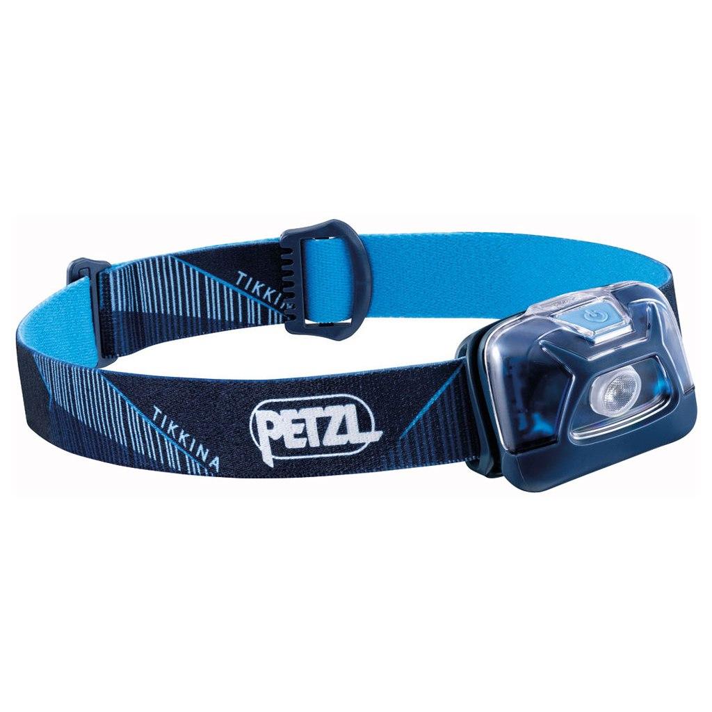 Produktbild von Petzl Tikkina Stirnlampe - blau