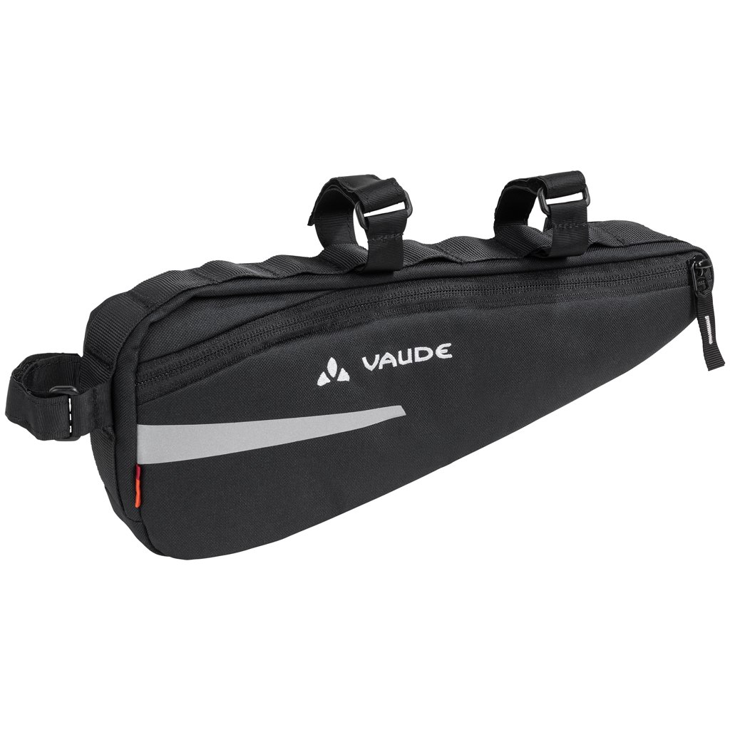 Image of Vaude Cruiser Bag Frame Pocket - black