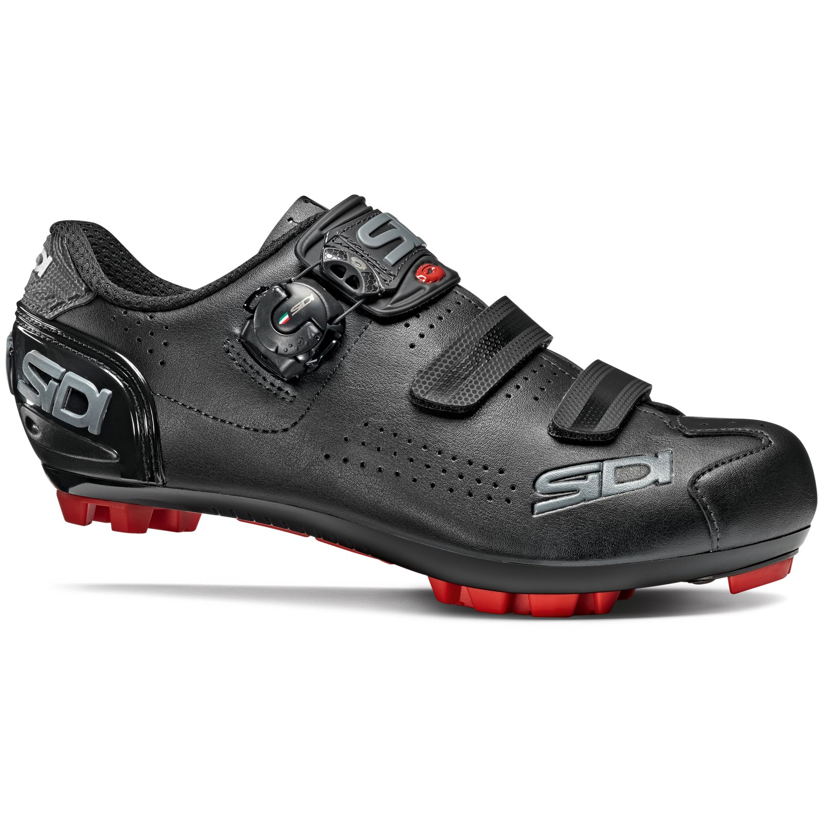 Sidi Trace 2 Mega - Zapatillas MTB - black/black