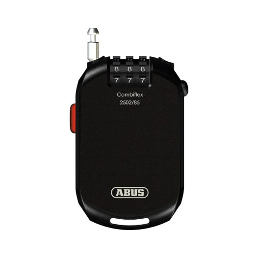 Imagen de ABUS CombiFlex Pro 2502/85 Roll-Back Cable Lock
