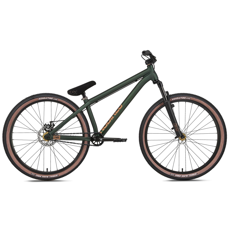 "NS Bikes MOVEMENT 3 - 26"" Dirt Jump Bike - 2021 - green - Skinwall"