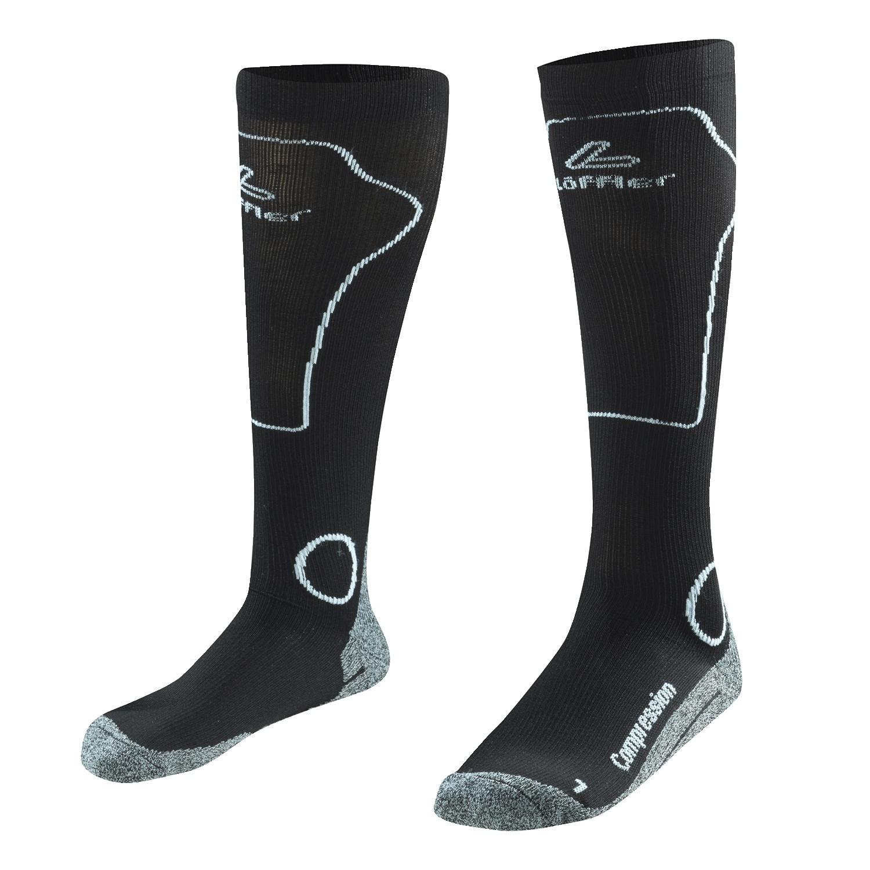 Löffler Transtex Compression Socken 22647 - black 990