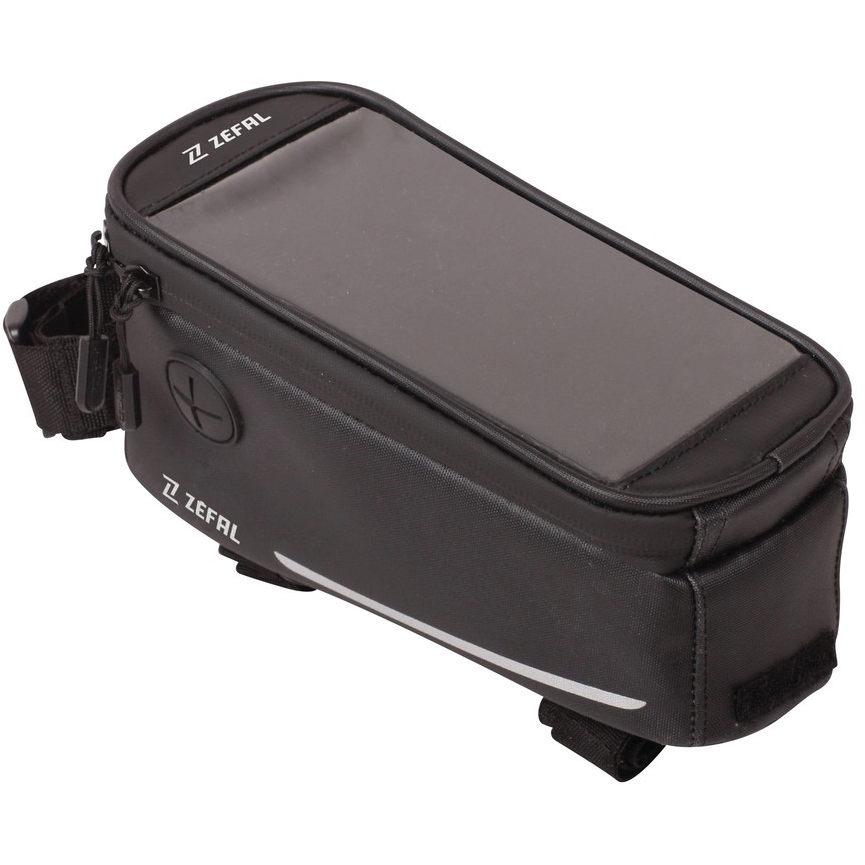 Zéfal Console Pack T2 Oberrohrtasche 1,3L - schwarz