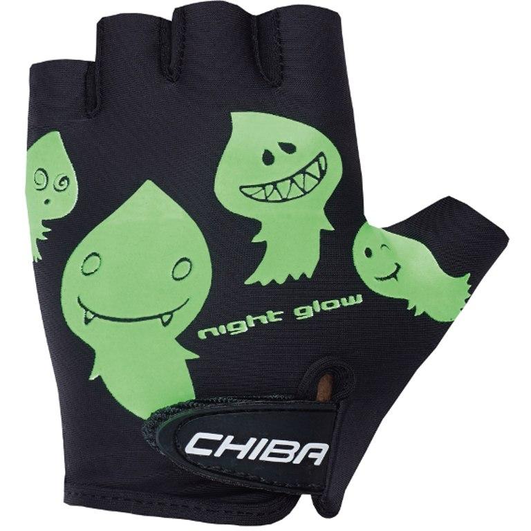Chiba Cool Kids Bike Gloves - black
