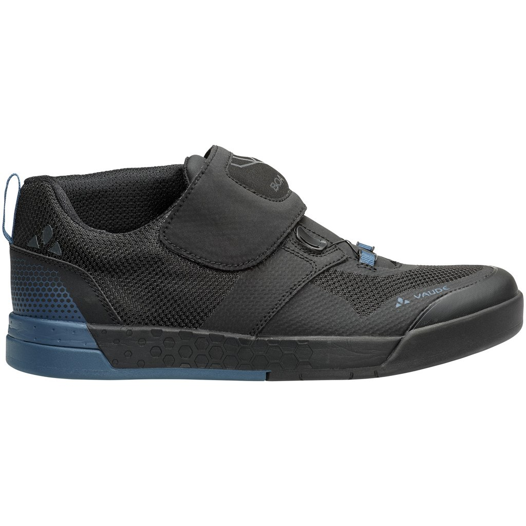 Vaude AM Moab Tech All-Mountain Flat Pedal Shoes - baltic sea