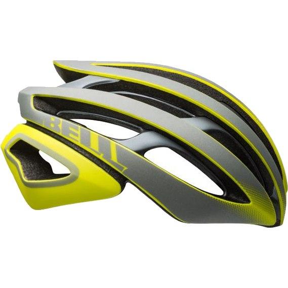 Bell Z20 MIPS Ghost Helmet - matte/gloss hi-viz reflective