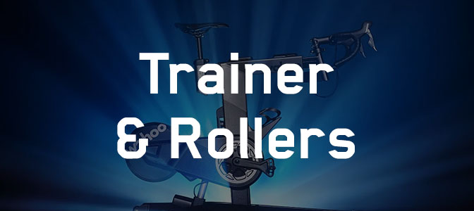 Cycle Trainers for Your Winter Training