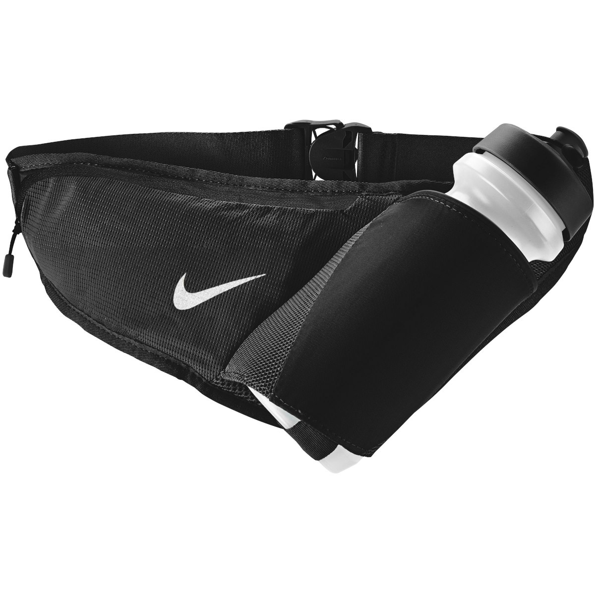 Nike Bottle Belt - Large - black/black/silver 082