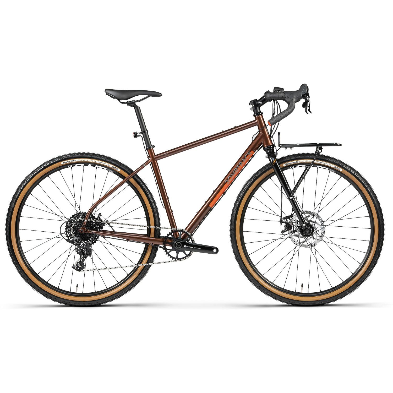 Bombtrack Beyond 2 - Touringbike - 2021 - glossy metallic root beer