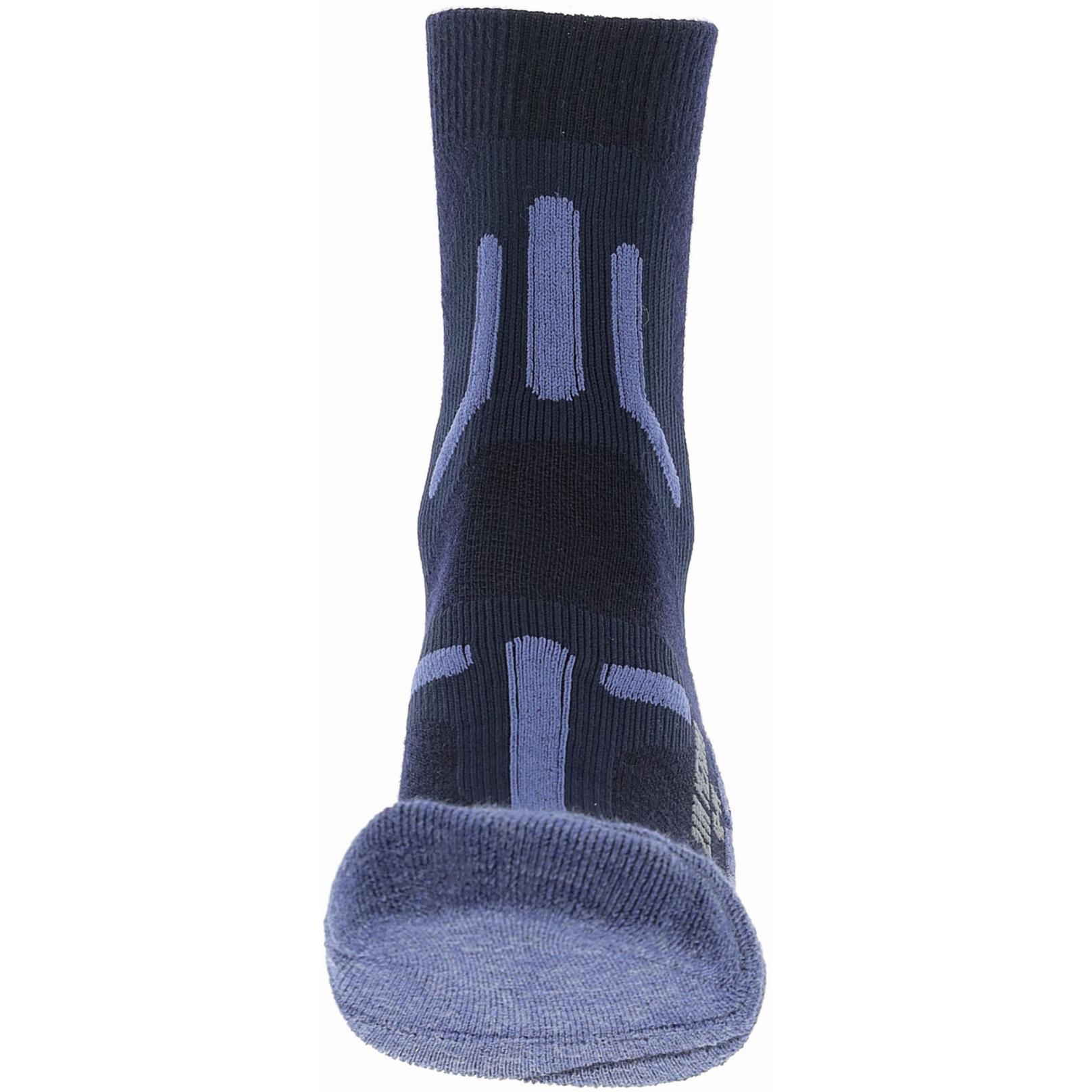 Image of UYN Trekking 2In Merino Socks - Navy/Jeans