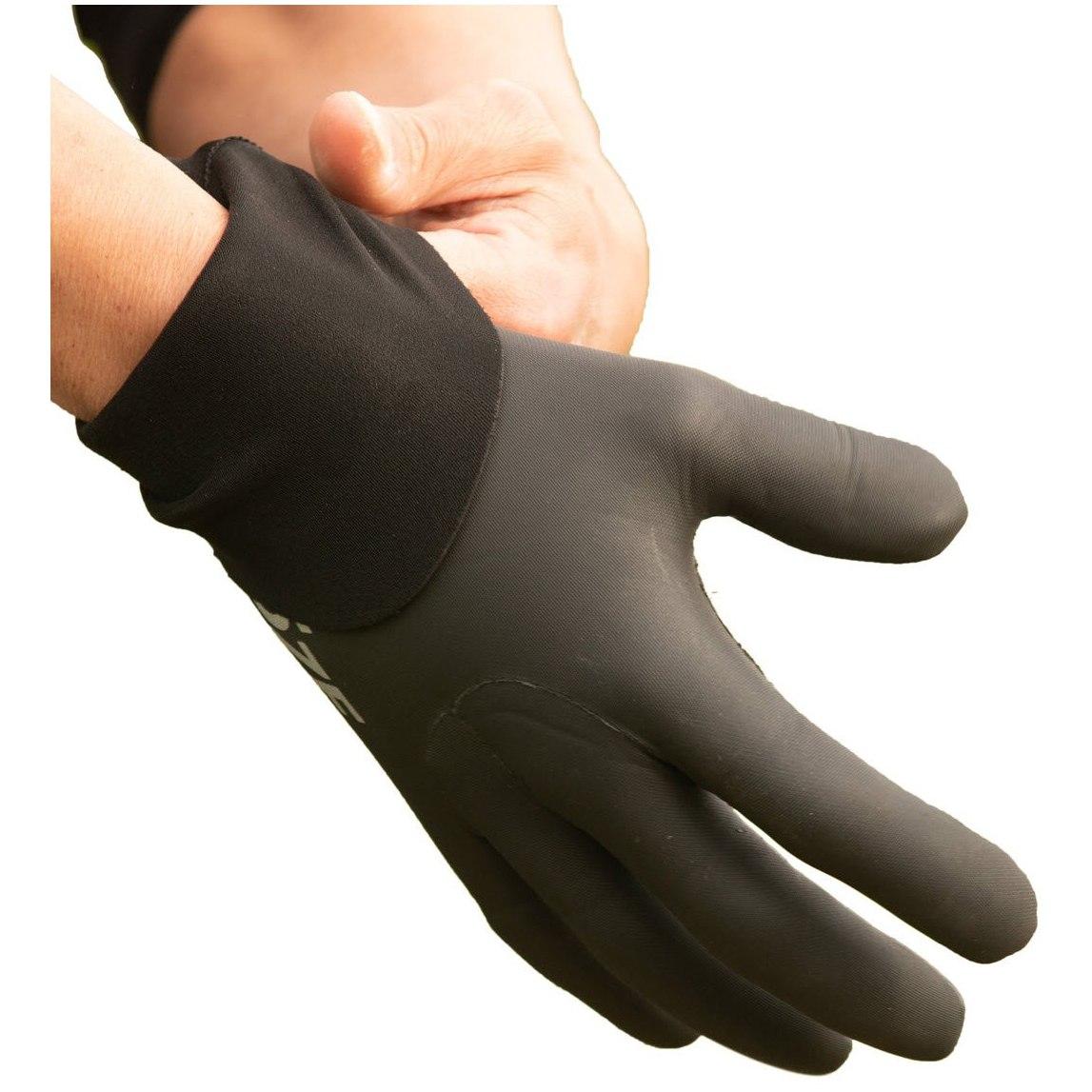 Bild von veloToze Waterproof Cycling Glove Handschuhe - black