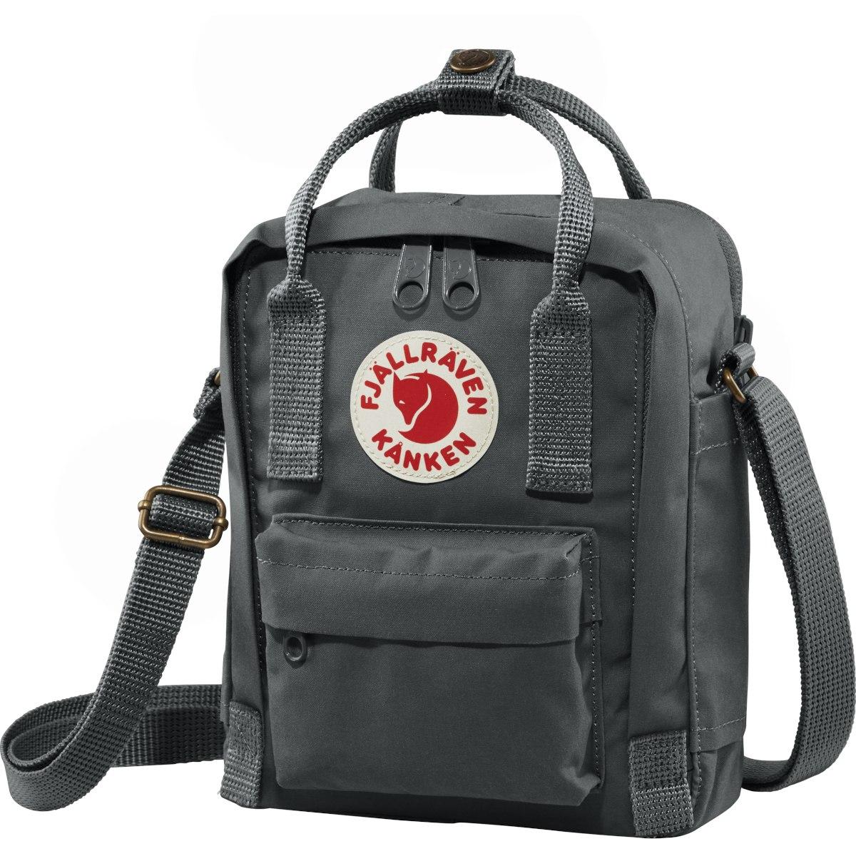 Fjällräven Kanken Sling Bag - graphite