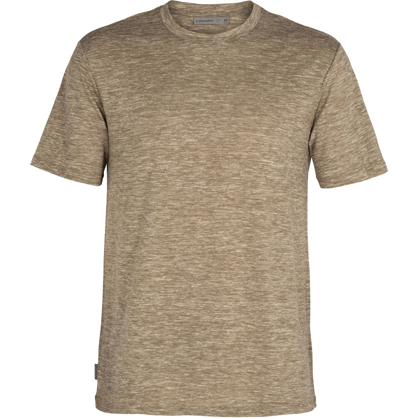 Produktbild von Icebreaker Dowlas Crewe Herren T-Shirt - Flint