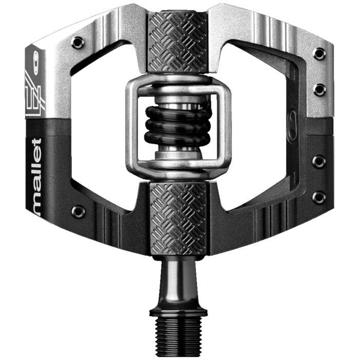 Crankbrothers Mallet E LS Enduro Pedal - black/silver