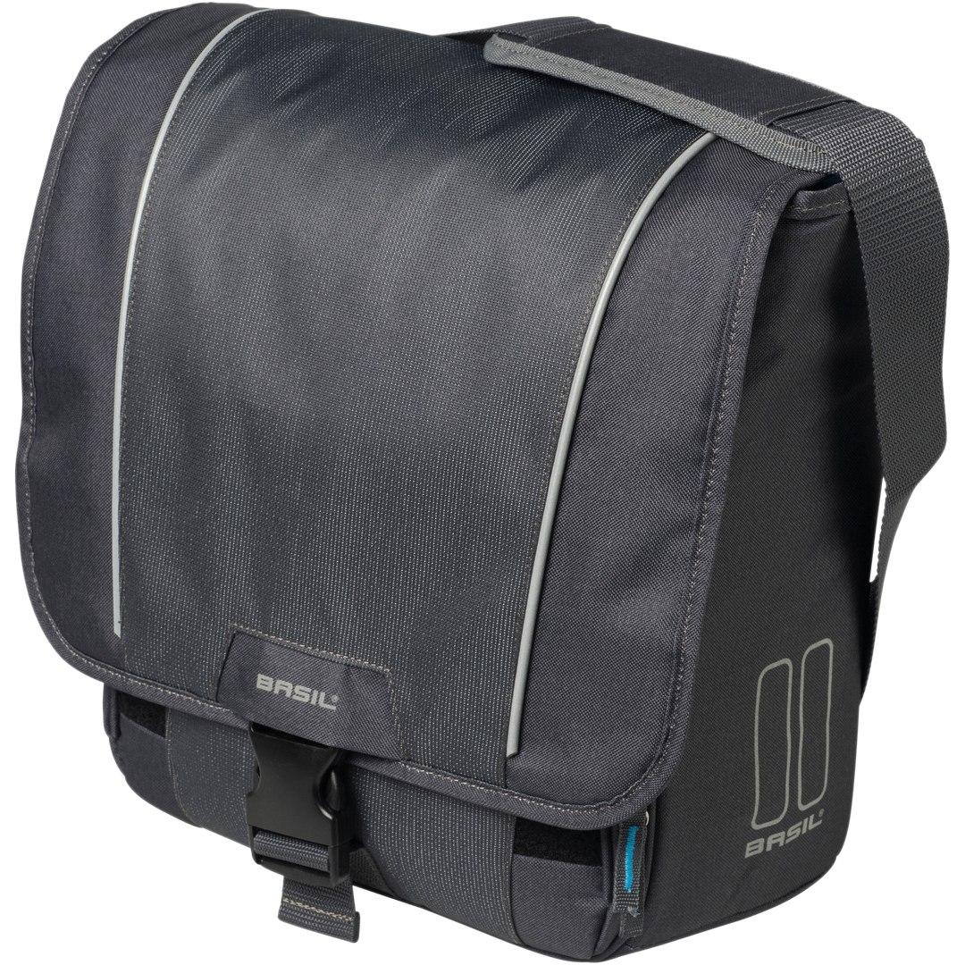 Basil Sport Design Commuter Bag - graphite