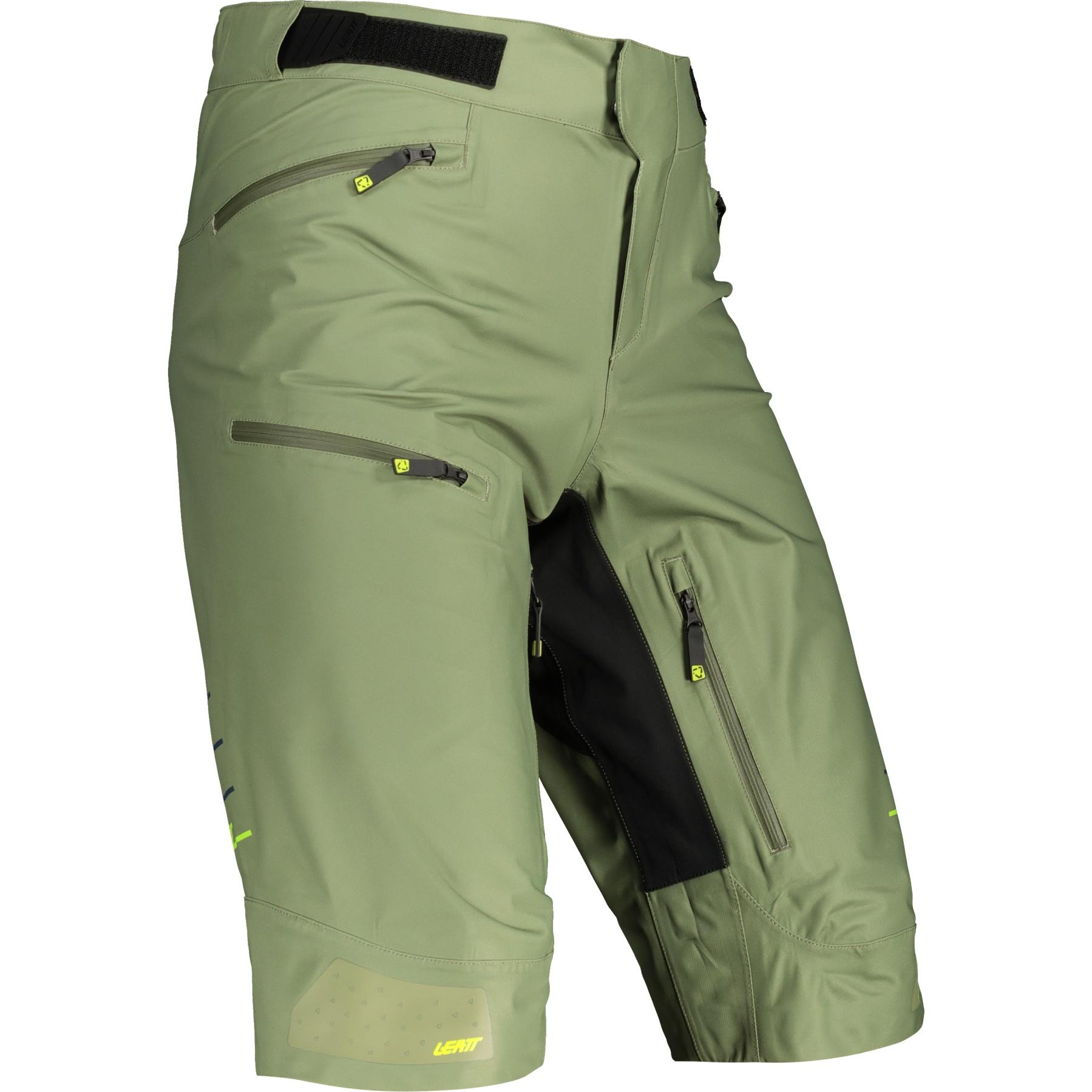 Leatt DBX 5.0 Shorts - cactus