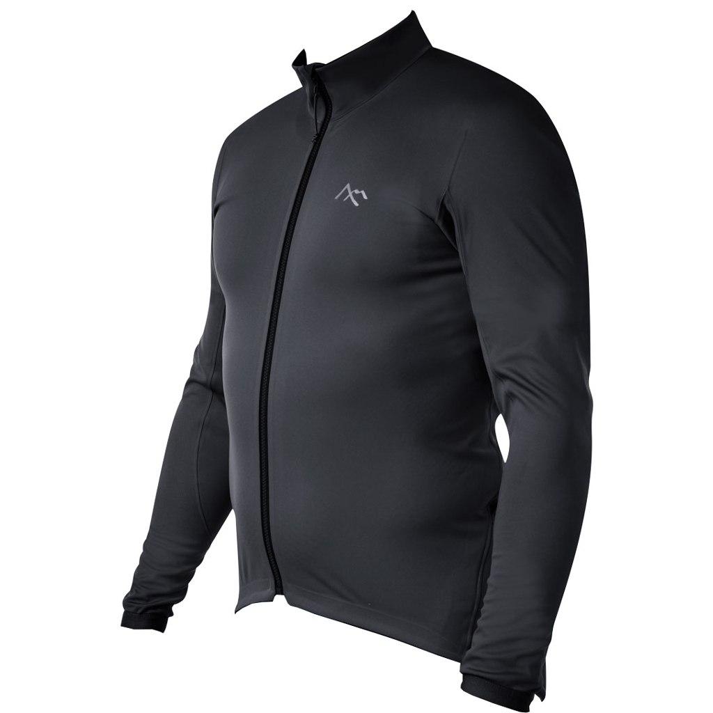 7mesh Men's Corsa Softshell Jersey - Black