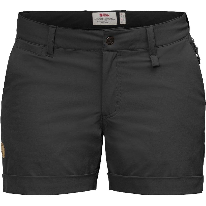 Fjällräven Abisko Stretch Shorts Women - black