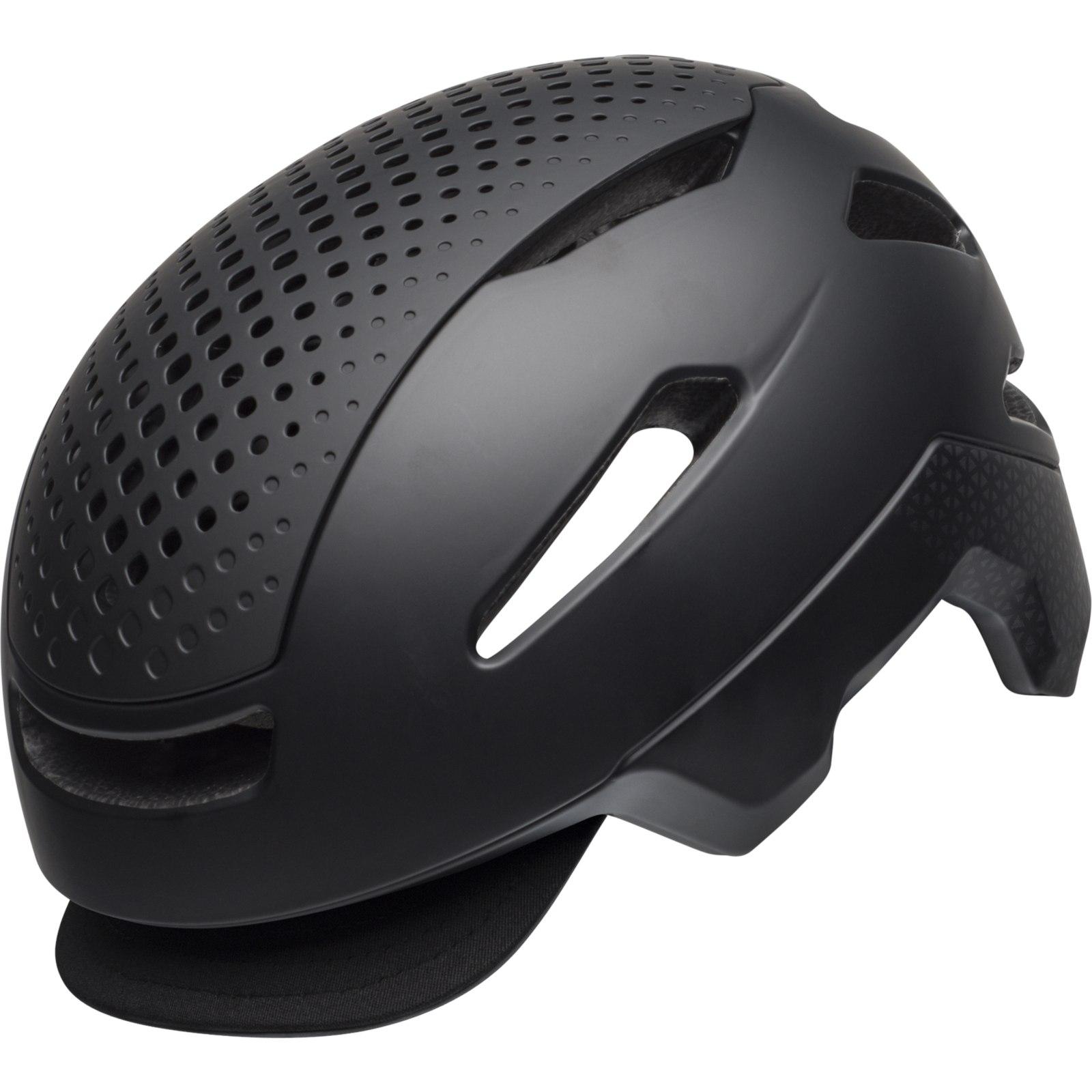 Bell Hub Helmet - agent matte/gloss black