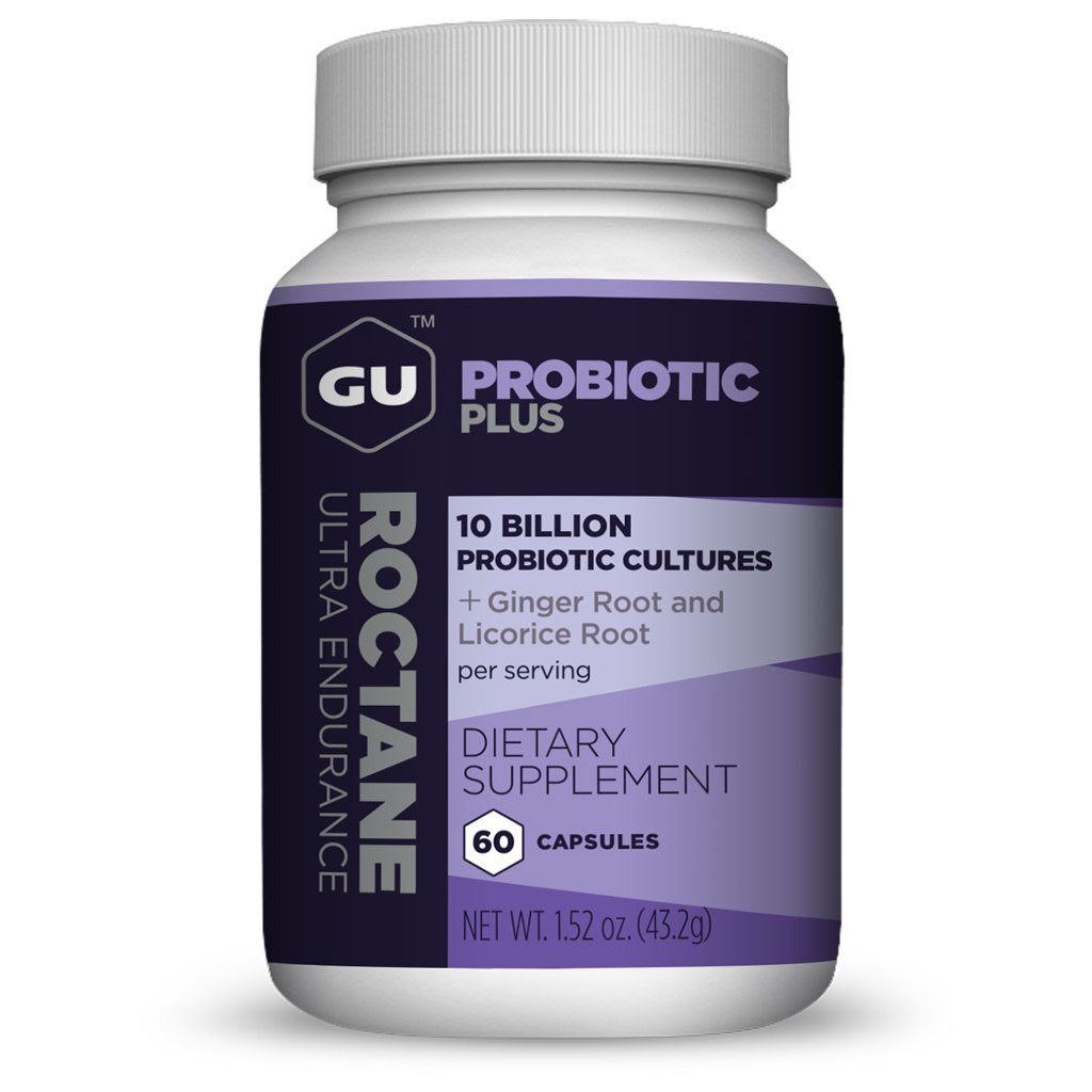 GU Roctane Probiotic Plus Capsules - 60 pcs.