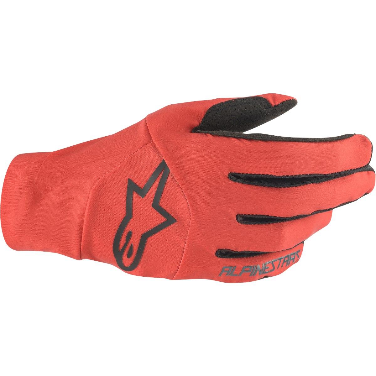 Alpinestars Drop 4.0 Glove Full Finger - red
