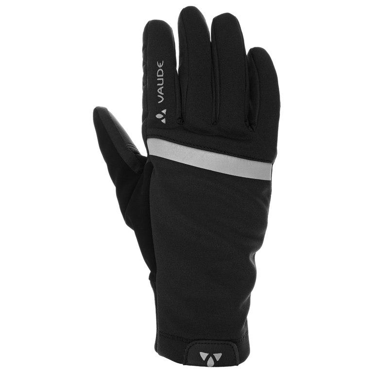 Vaude Hanko II Vollfinger-Handschuhe - schwarz