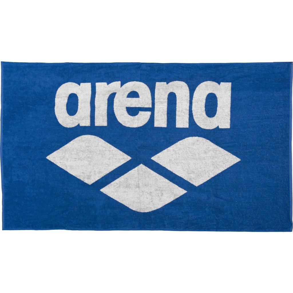 arena Pool Soft Towel - royal-white