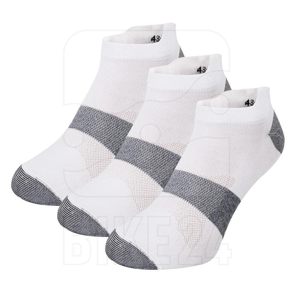 asics 3PPK Lyte Sock - 3 pack - real white