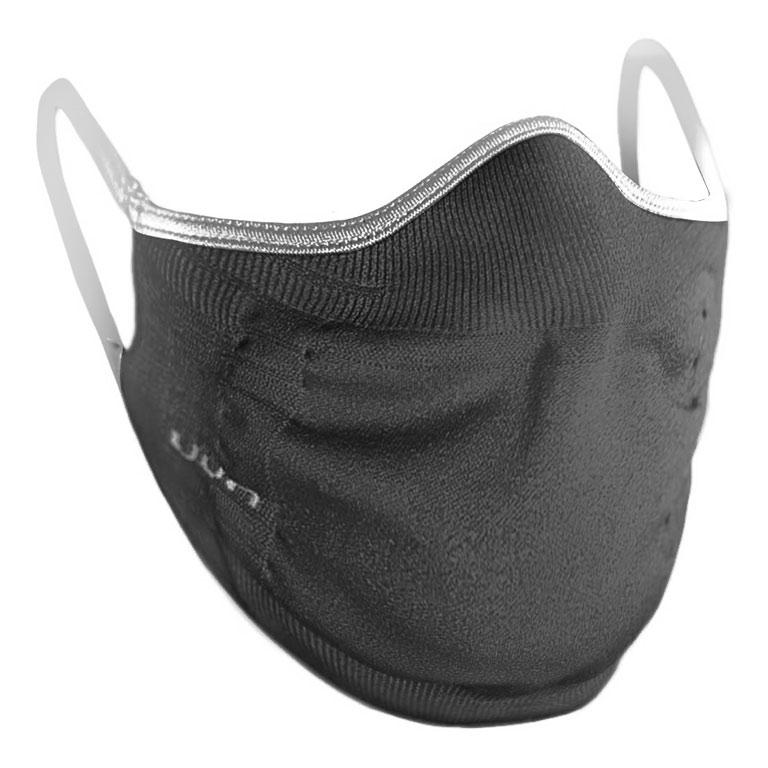 UYN Community Mask Plus Unisex - Black/Pearl Grey