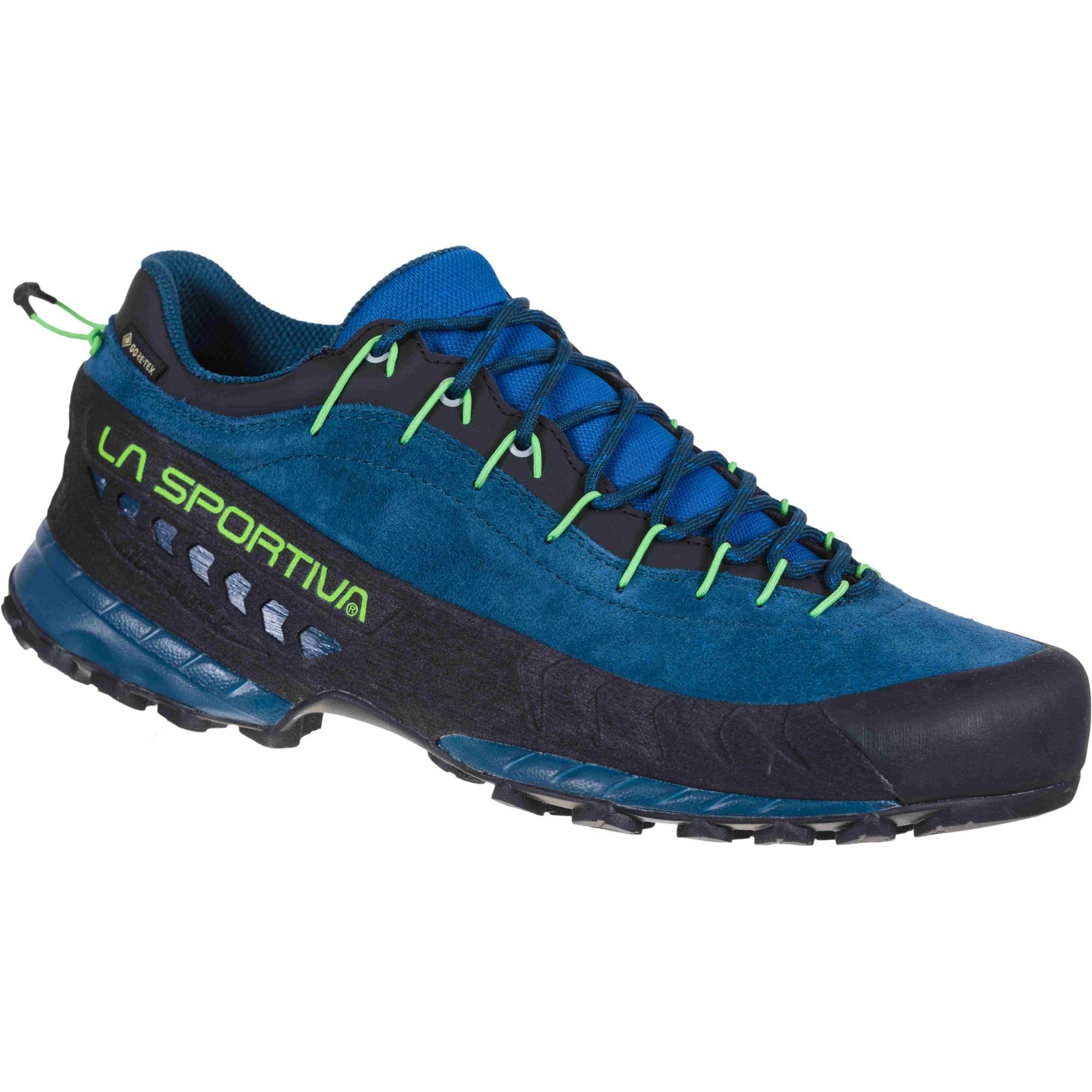 La Sportiva TX4 GTX Approach Shoes - Opal/Jasmine Green