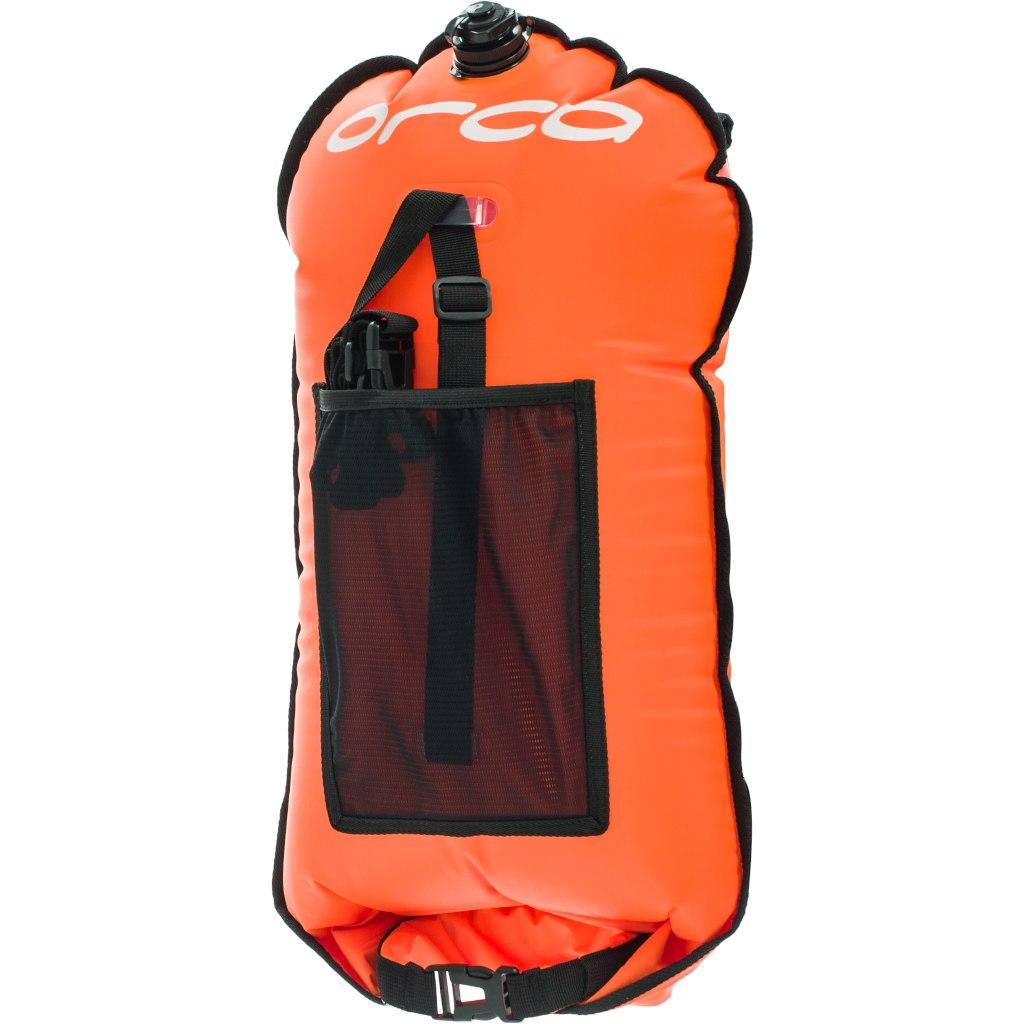 Produktbild von Orca Swim Run Safety Bag - orange